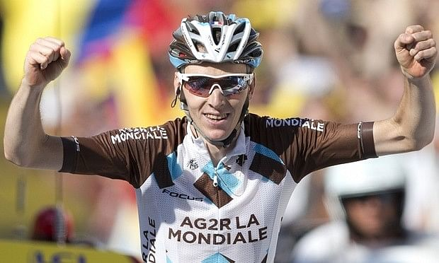 Romain Bardet Tour de France