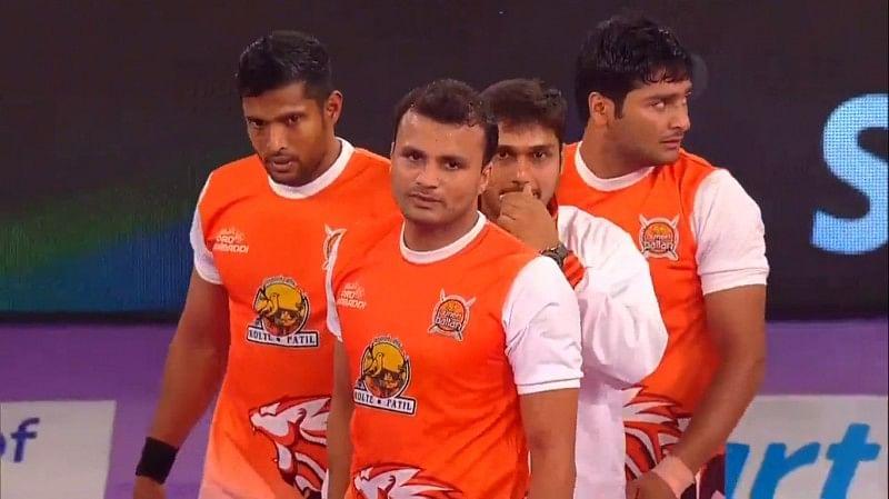 Puneri Paltan Wazir Singh pro kabaddi Bengal Warriors