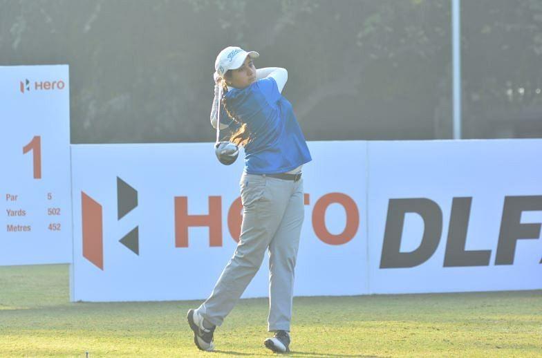 Amandeep Drall India Golf