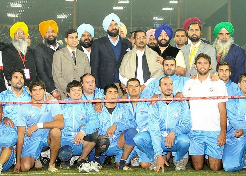 Argentina kabaddi team