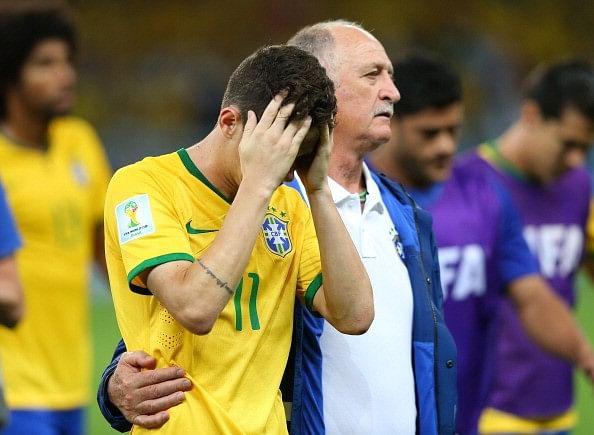 Brazil FIFA rankings 2014 World Cup