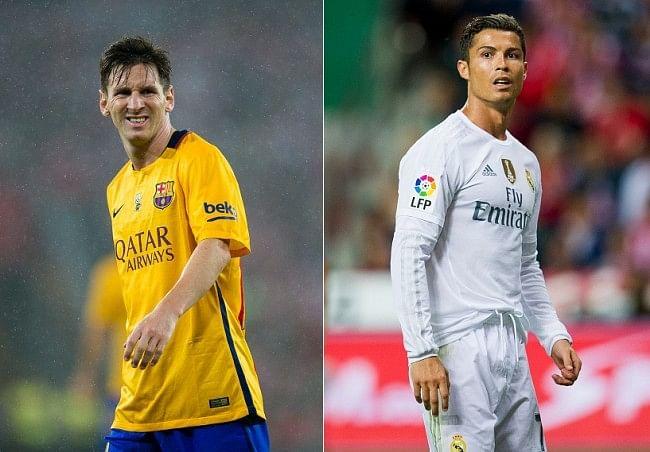 Cristiano Ronaldo Lionel Messi penalty stats