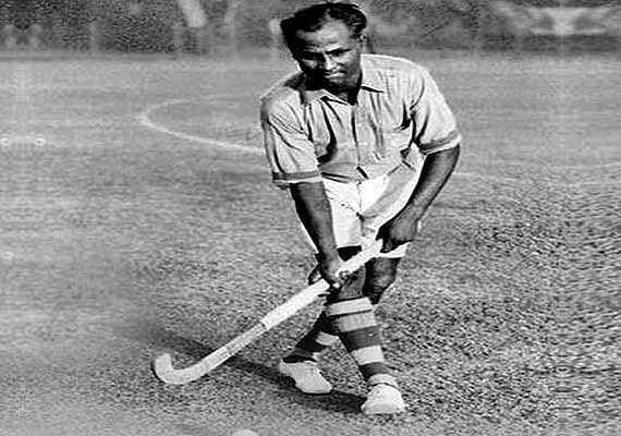 Dhyan Chand: Hockey