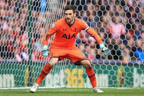Hugo Lloris Tottenham Hotspur Manchester United