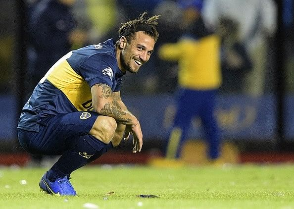 Pablo Osvaldo Porto Italy