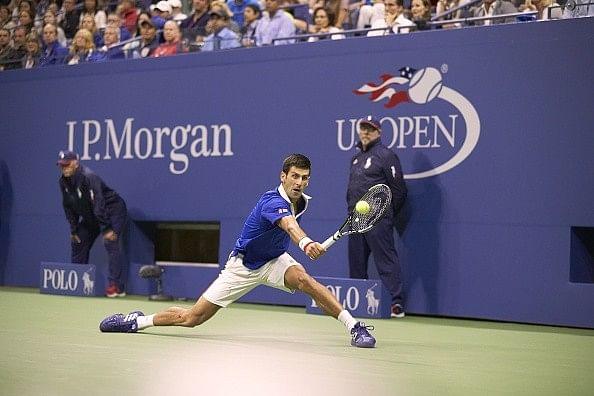 Novak Djokovic 2015 US Open