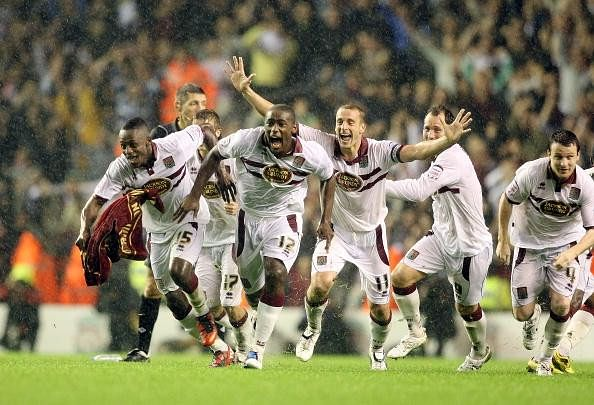 northampton Liverpool Capital one Cup