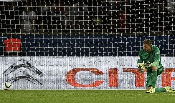 PSG Bordeaux goalkeeper mistake Kevin Trapp goal