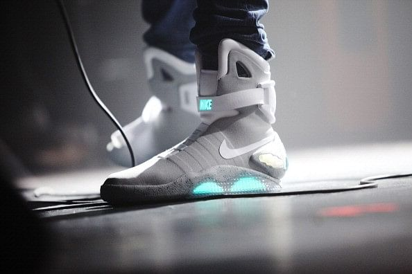 shoes called the 2015 Nike Mag