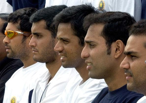 Memorable Test innings by each of the 'Fab Five' of Indian Cricket
