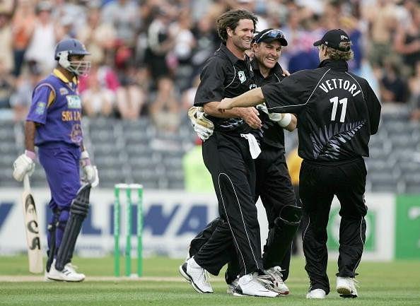 Cairns McCullum Vettori New Zealand Cricket