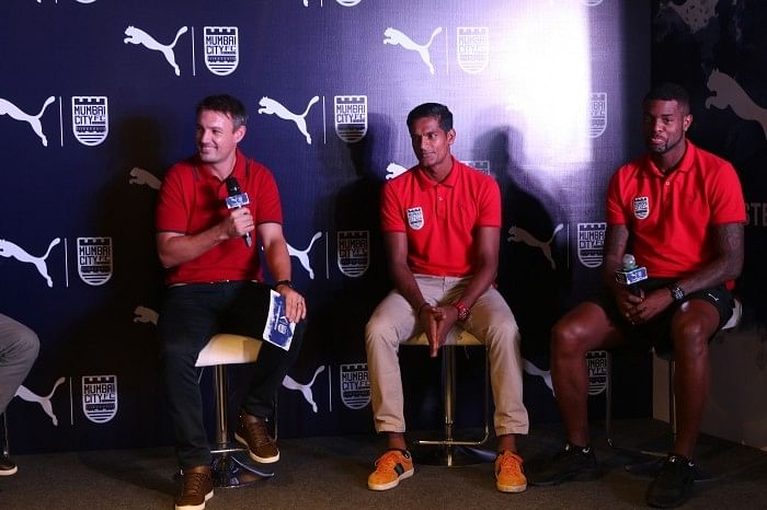 Interview Frederic Piquionne ISL Mumbai City FC