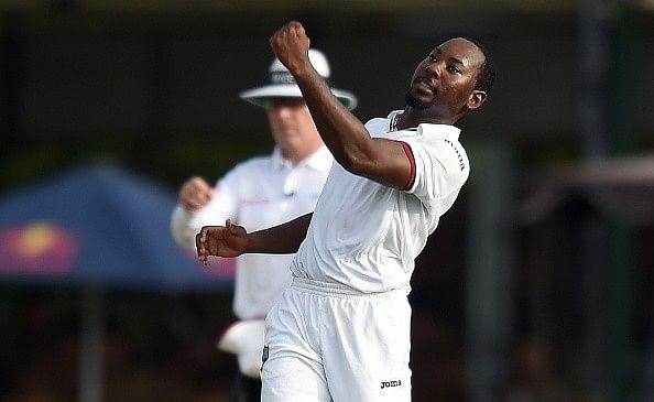 Jomel Warrican West Indies Cricket