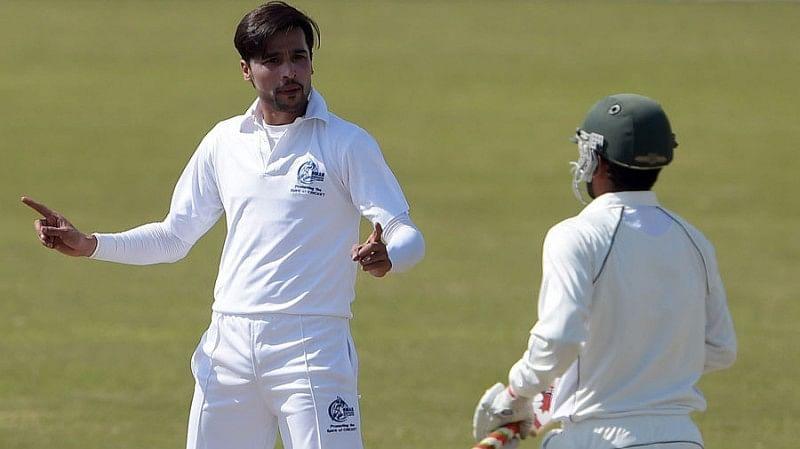 Mohammad Amir Pakistan Cricket