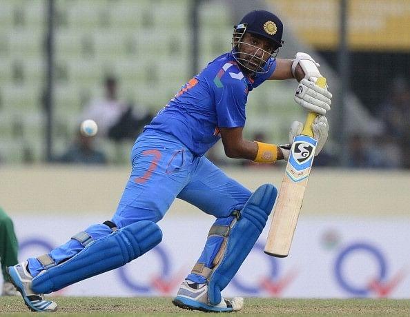 Robin Uthappa India Karnataka Cricket