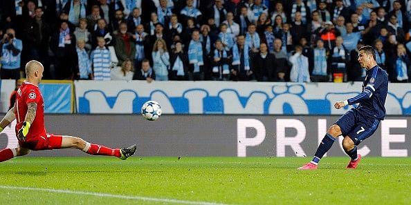 ronaldo 500th goal