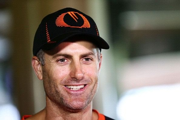 Simon Katich Australia Cricket Kolkata Knight Riders