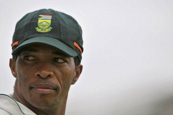 Former South African pace bowler Makhaya Ntini