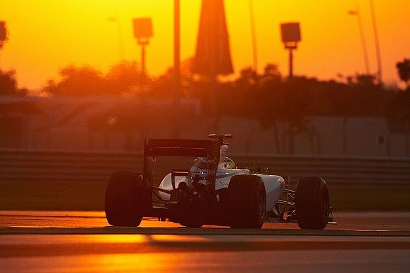 Felipe Massa Williams Brazil Interlagos 2014