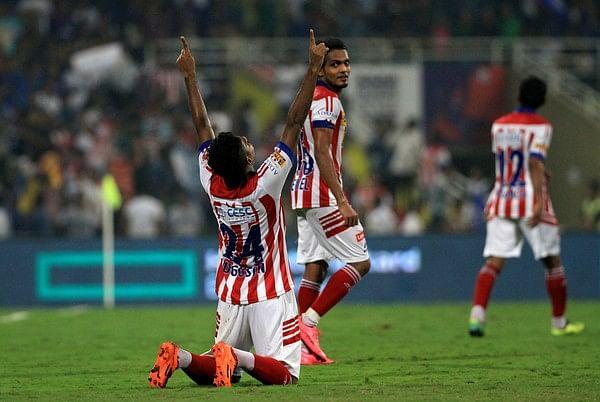 Augustine Fernandes ISL goal