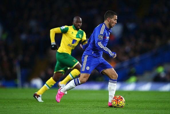 Eden Hazard Chelsea Jose Mourinho no 10 role