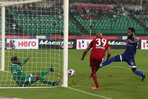 Kamara goal ISL