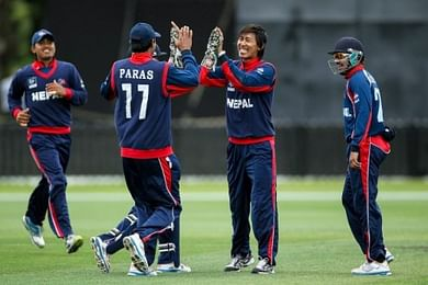 The day Nepal chased down Myanmar's target in two balls