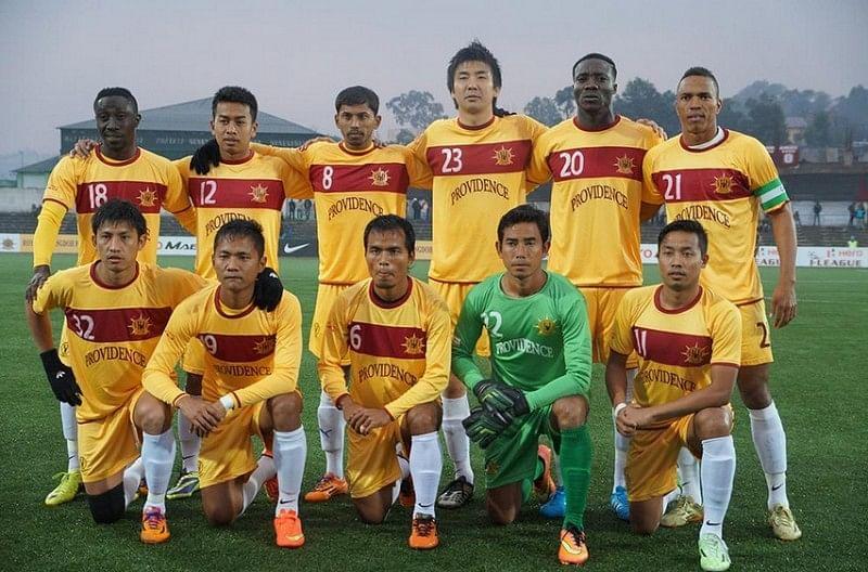 Royal Wahingdoh pul out I-League 2015-16