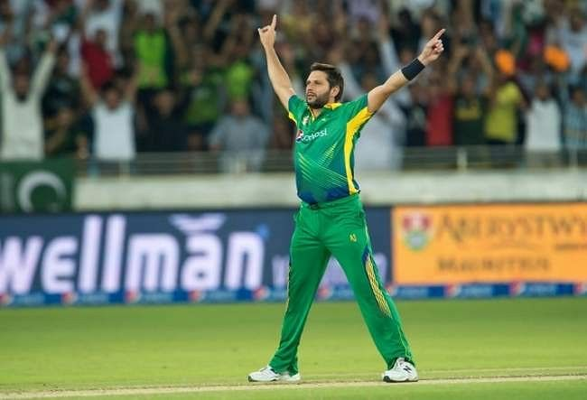 Who has highest T20I wickets?: Shahid Afridi