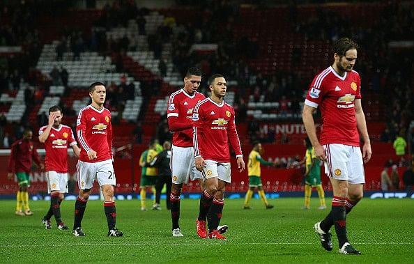 United Norwich Defeat