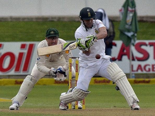 AB de Villiers Test cricket
