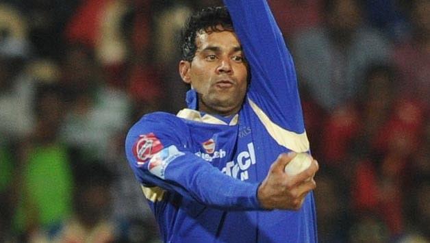 Ajit Chandila Rajasthan Royals India Cricket