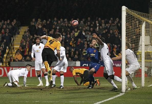 Cambridge United Manchester United FA Cup