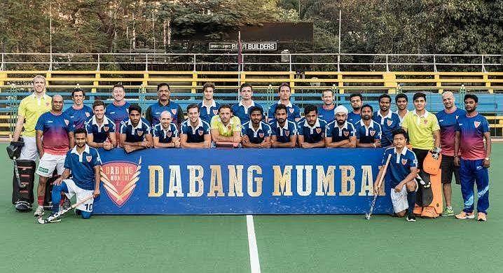 Dabang Mumbai Hockey India League team