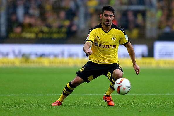 Gundogan Twitter Dortmund Sport