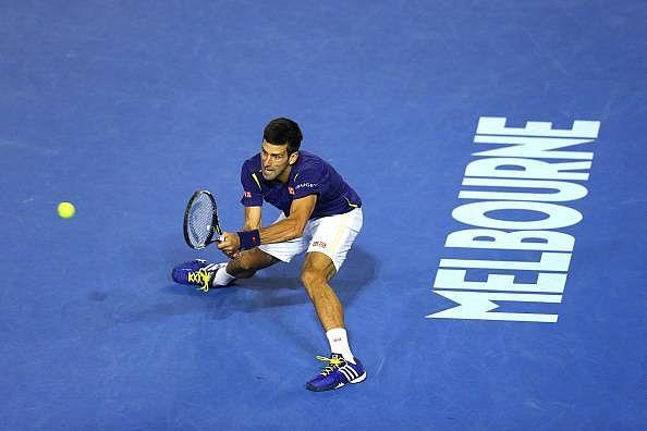 Novak Djokovic Australian Open Dubai Duty Free Tennis 2016