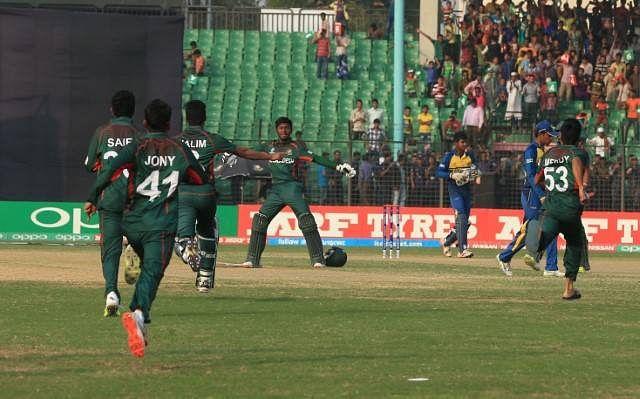 bangladesh u-19 third