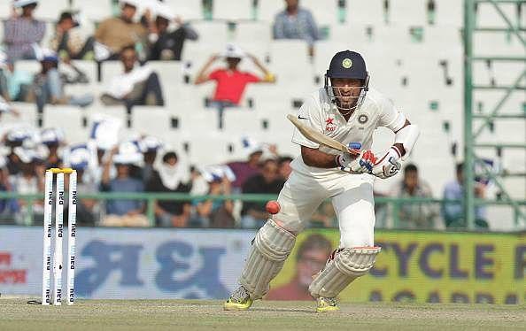 Cheteshwar Pujara Ranji Trophy Cricket India.