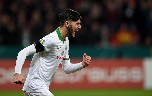 Florian Grilitsch Werder Bremen
