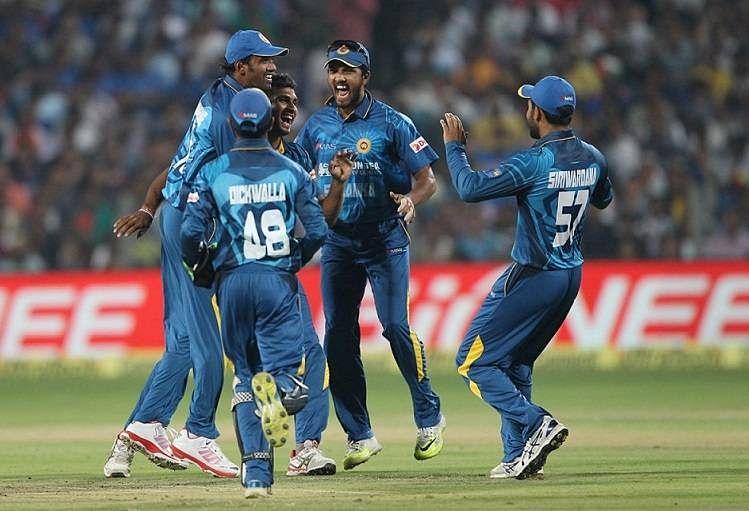 India Sri Lanka T20I 2016