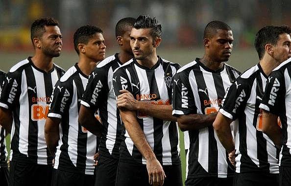 Copa Libertadores Atletico Mineiro Beat Melgar 2 1
