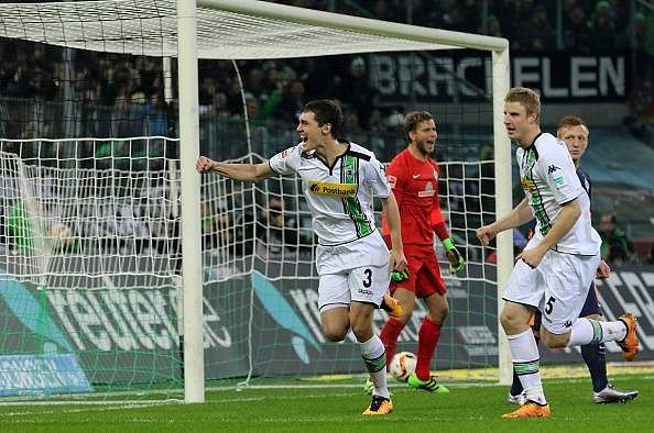 Monchengladbach Bremen Bundesliga