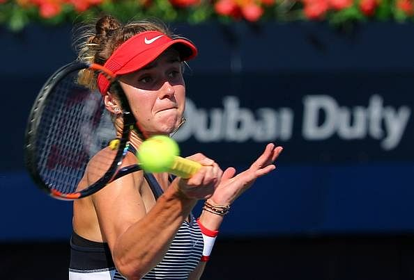 Sara Errani Dubai Duty free tennis Championship