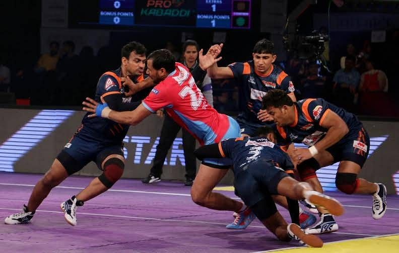 Sonu Narwal Bengal Warriors Jaipur Pink Panthers