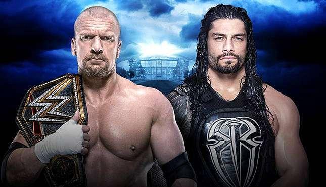 WWE WrestleMania 32: Main Event