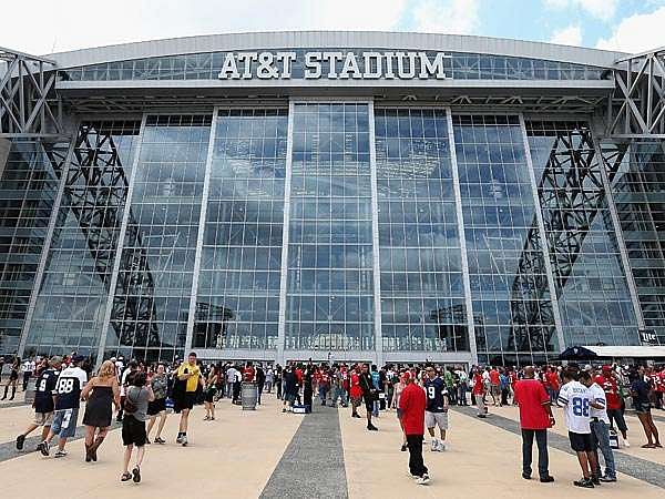 WWE WrestleMania 32 Date and Place: AT&T Stadium