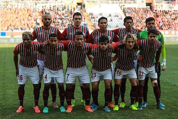 Mohun Bagan AFC Cup South China