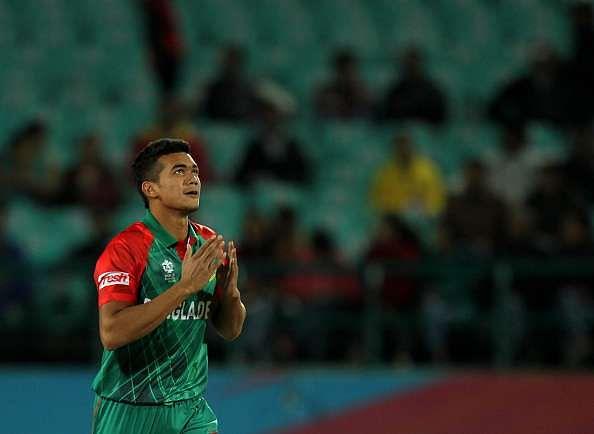 Taskin Ahmed Bangladesh Cricket