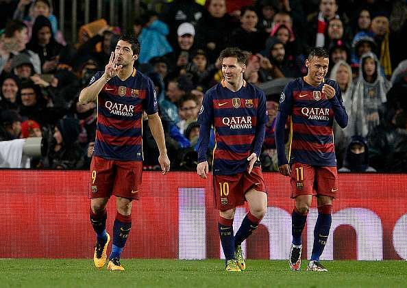 Messi Suarez Neymar Barcelona Arsenal Who said what