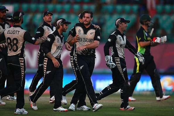 New Zealand Team, ICC T20 WC 2016